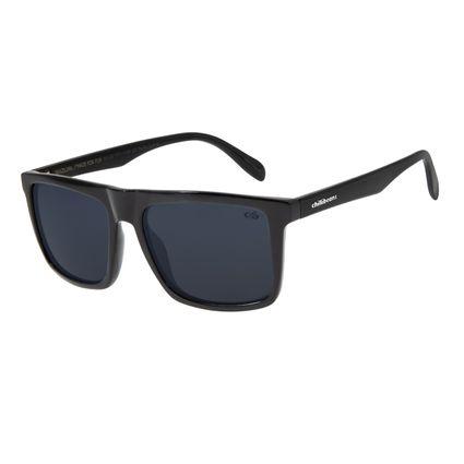 Óculos de Sol Masculino Chilli Beans New Sport Preto Brilho OC.ES.1171-0130