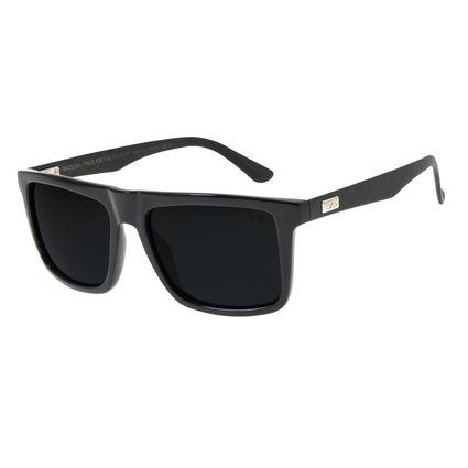 Óculos de Sol Masculino Chilli Beans New Sport Preto Polarizado OC.ES.1197-0401