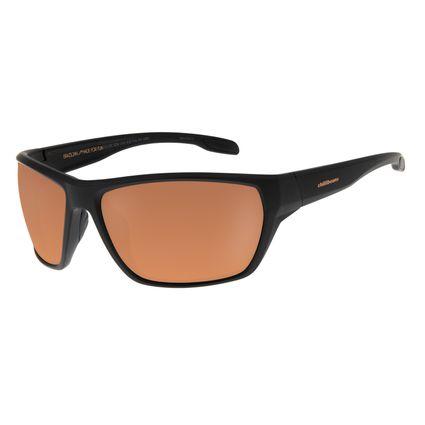 Óculos de Sol Masculino Chilli Beans Performance Dourado Polarizado OC.ES.1204-2101