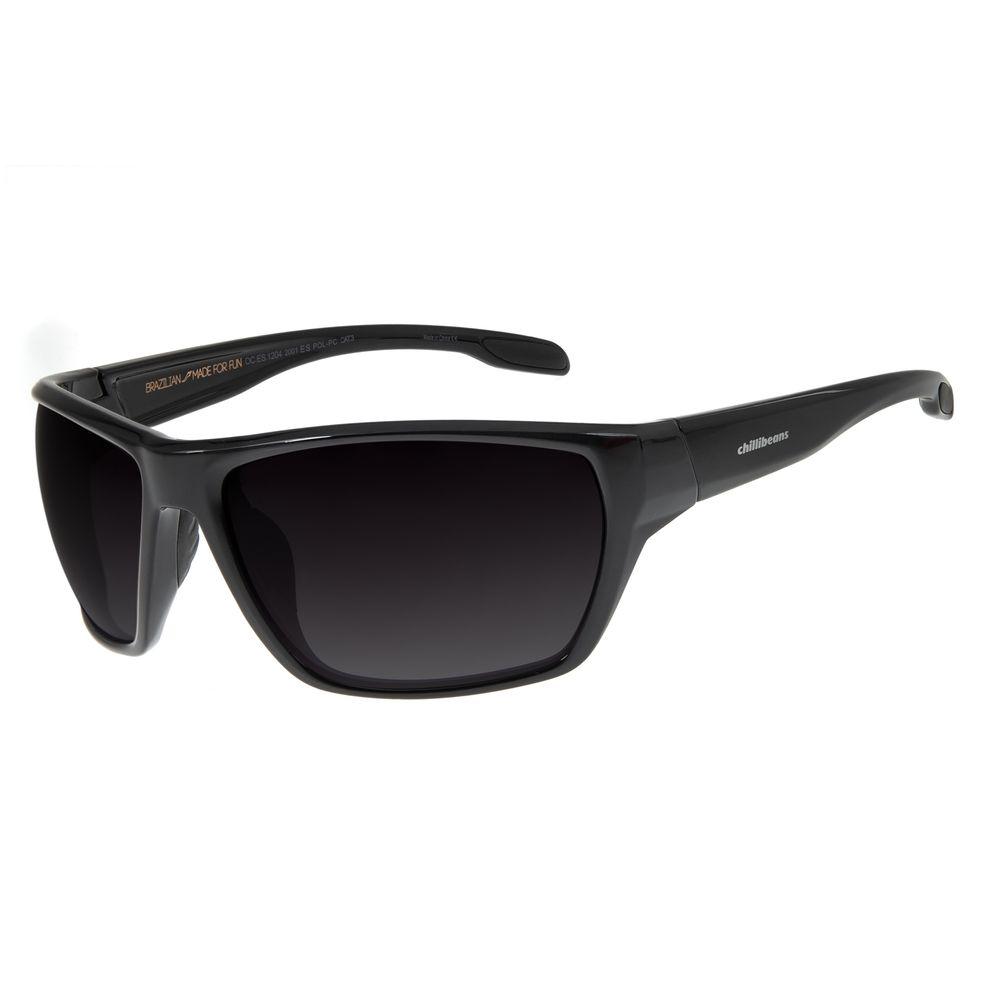 Óculos de Sol Masculino Chilli Beans Performance Degradê Polarizado OC.ES.1204-2001