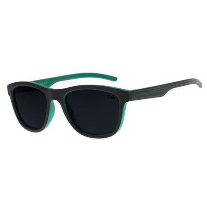 Óculos de Sol Infantil Chilli Beans Quadrado Preto OC.KD.0608-0101