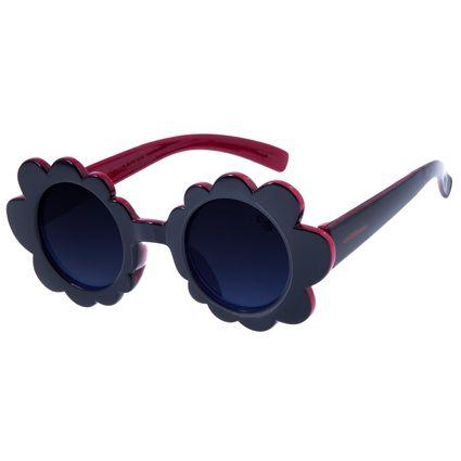 Óculos de Sol Infantil Chilli Beans Disney Minnie Preto Brilho OC.KD.0624-2030