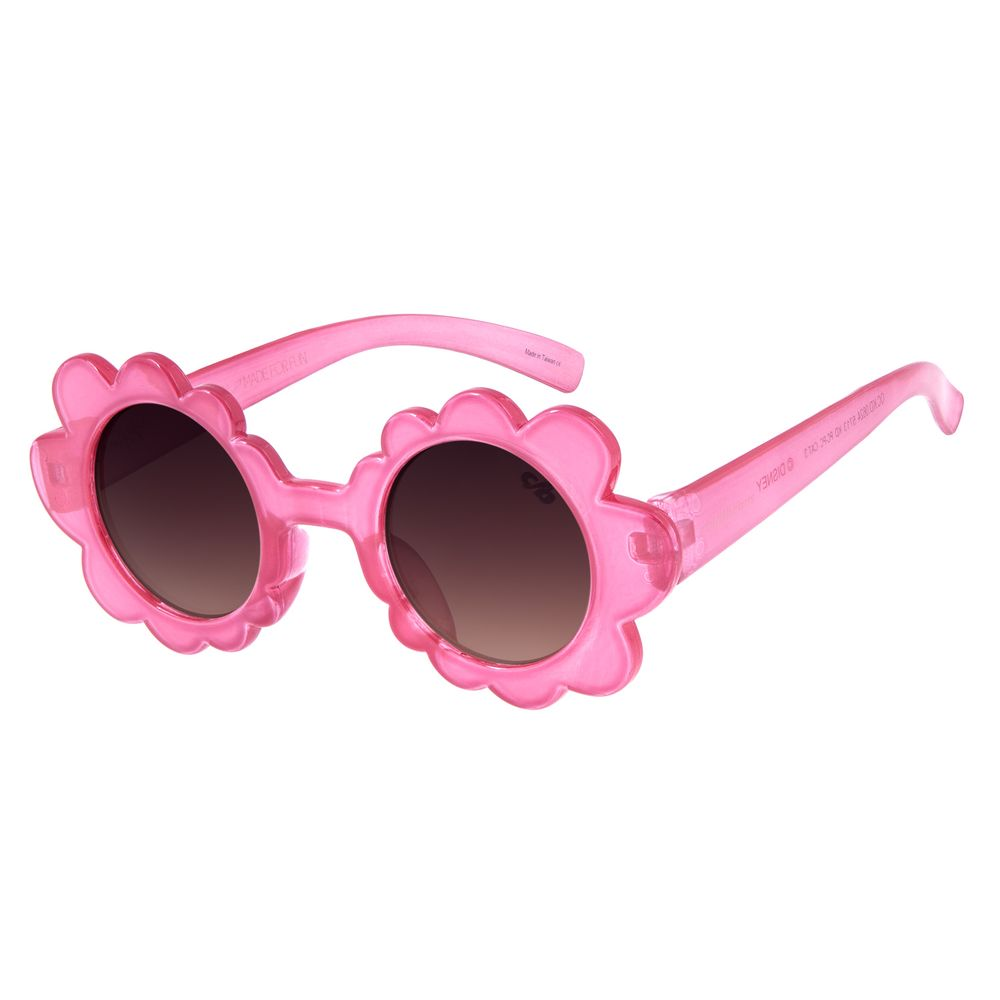 Óculos de Sol Infantil Baby Disney Minnie Flower Rosa OC.KD.0624-5713