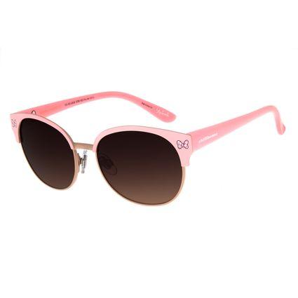 Óculos de Sol Infantil Chilli Beans Disney Minnie Rosê OC.KD.0628-5795