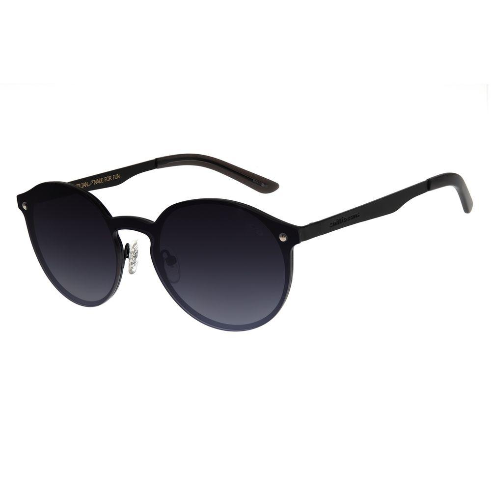 Óculos de Sol Feminino Chilli Beans Redondo Preto OC.MT.2770-2001