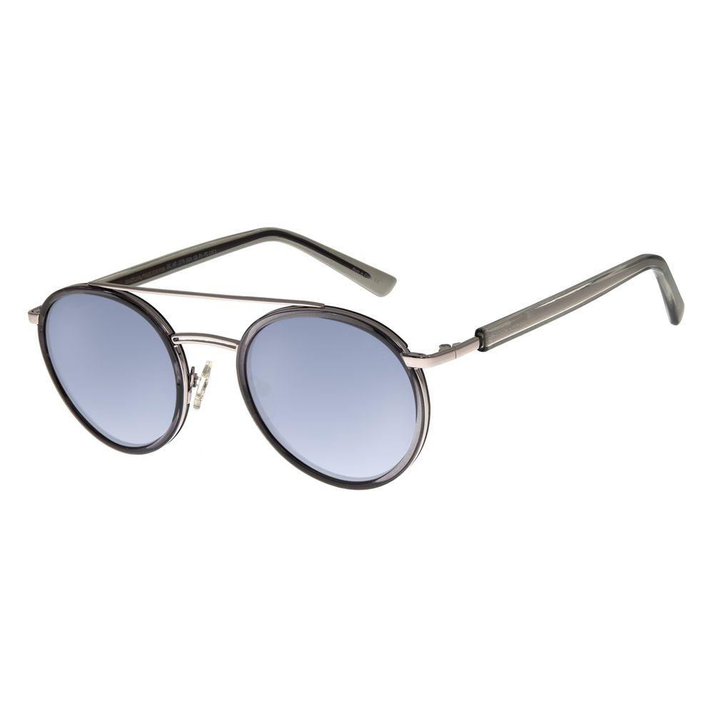 Óculos de Sol Unissex Chilli Beans Redondo Flash OC.MT.2776-0001
