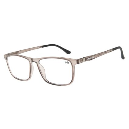 Armação Para Óculos de Grau Masculino Chilli Beans Retangular Preto .IJ.0110-0101