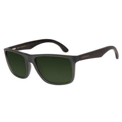 Óculos de Sol Masculino Chilli Beans Quadrado Preto Polarizado OC.CL.1748-0001