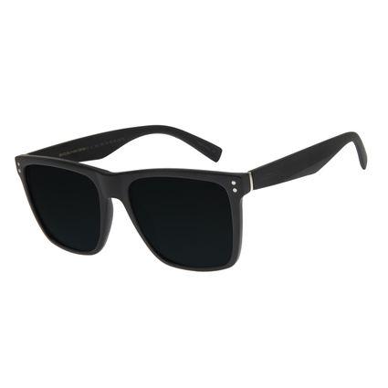 Óculos de Sol Masculino Chilli Beans Bossa Nova Preta  OC.CL.2542-0101
