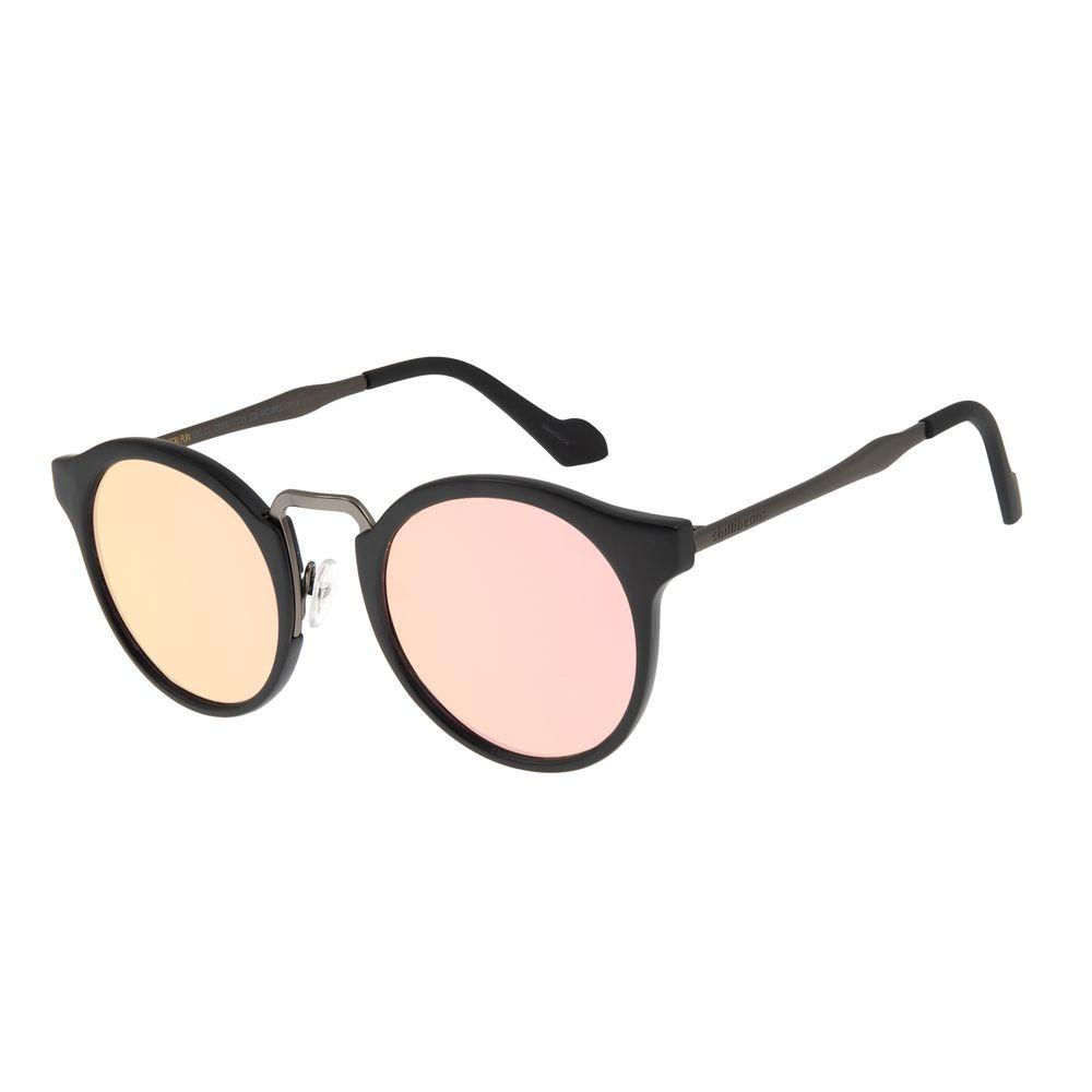 Óculos de Sol Feminino Chilli Beans Redondo Fosco OC.CL.2856-0131