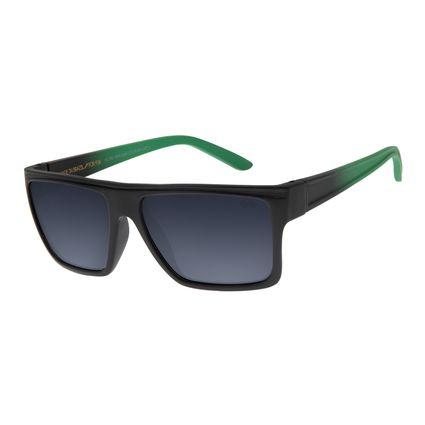 Óculos de Sol Infantil Chilli Beans Quadrado Cinza OC.KD.0599-2004
