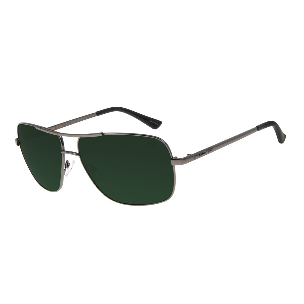 Óculos de Sol Masculino Chilli Beans Executivo Ônix Polarizado OC.MT.2521-1522