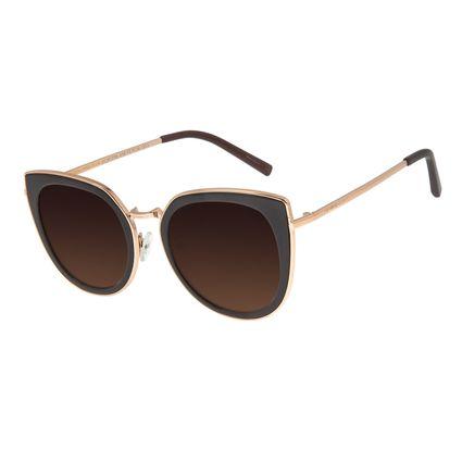 Óculos de Sol Feminino Chilli Beans Gatinho Rosé OC.MT.2759-5795