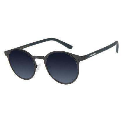 Óculos De Sol Unissex Chilli Beans Redondo Flash OC.MT.2785-0001