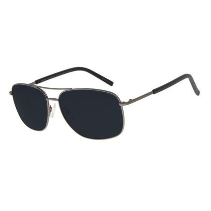 Óculos De Sol Unissex Chilli Beans Casual Executivo Ônix OC.MT.2796-0122