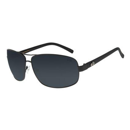 Óculos De Sol Masculino Chilli Beans Executivo Classic Preto OC.MT.2798-0101