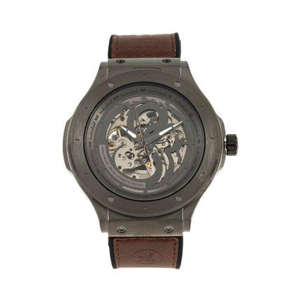 Relógio Automático Masculino Chilli Beans Dragão Ônix RE.ES.0141-2202