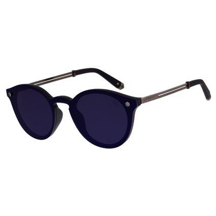 Óculos Unissex Chilli Beans Flats Lenses Alok Preto OC.CL.2955-0101