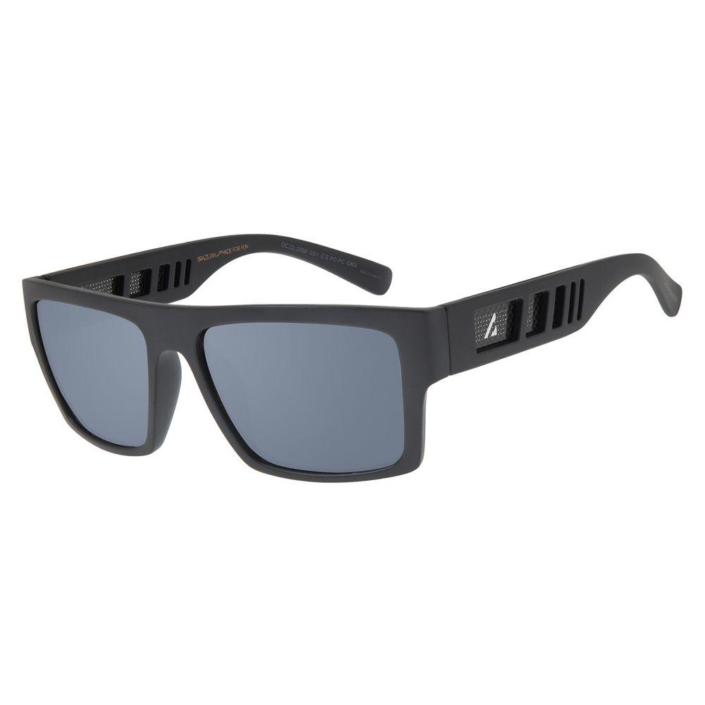 Óculos de Sol Masculino Chilli Beans Alok Classics.Tech Espelhado OC.CL.2958-3201