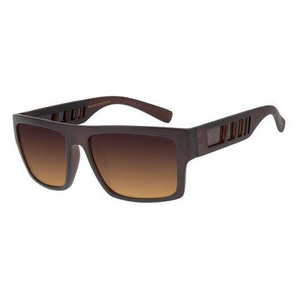 Óculos de Sol Masculino Chilli Beans Alok Classics.Tech Marrom OC.CL.2958-5702