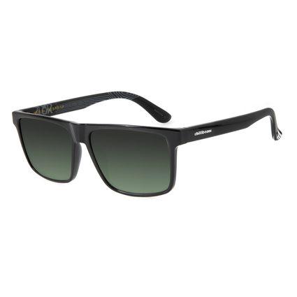 Óculos de Sol Masculino Chilli Beans Alok Classics.Tech Preto OC.CL.2962-1501
