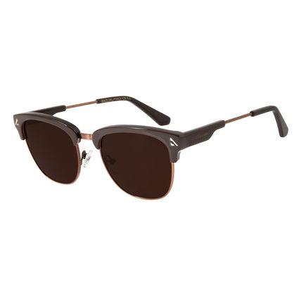 Óculos de Sol Unissex Chilli Beans Alok Classics.Tech Jazz Marrom OC.CL.2967-0202
