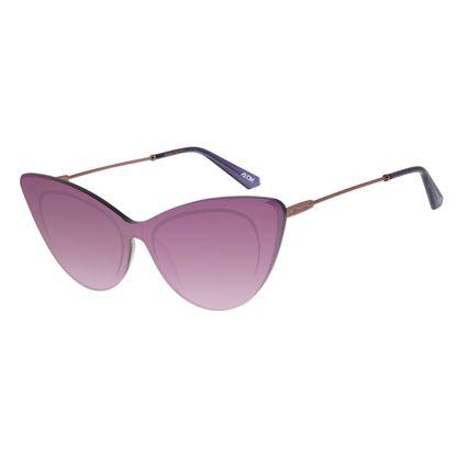 Óculos de Sol Feminino Chilli Beans Alok Block.Tech Roxo OC.CL.2983-1314