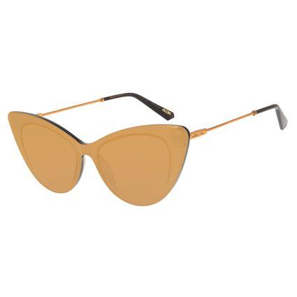 Óculos de Sol Feminino Chilli Beans Alok Block.Tech Dourado OC.CL.2983-2167