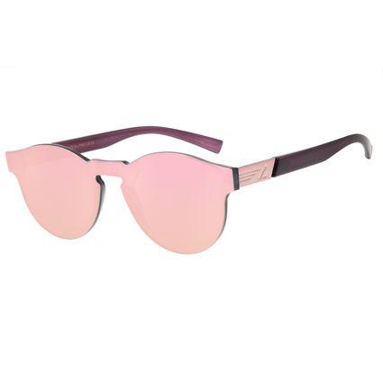Óculos de Sol Feminino Chilli Beans Alok Block.Tech Rosê OC.CL.2984-9595