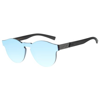 Óculos de Sol Feminino Chilli Beans Alok Block.Tech Azul Espelhado OC.CL.2984-9122