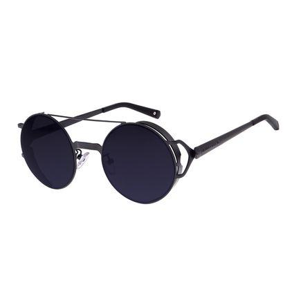 Óculos de Sol Unissex Chilli Beans Alok Headphones Preto OC.MT.2295-2001