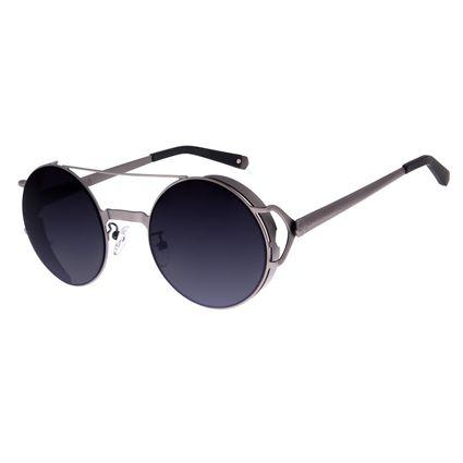 Óculos de Sol Unissex Chilli Beans Alok Headphone Ônix OC.MT.2295-2022