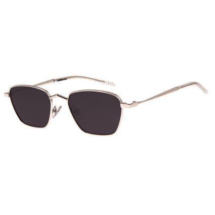 Óculos de Sol Unissex Chilli Beans Alok Narrow 2.0 Prata OC.MT.2802-3207