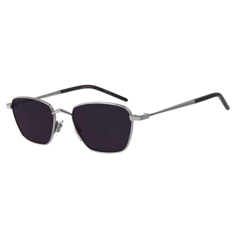 Óculos de Sol Unissex Chilli Beans Alok Narrow 2.0 Ônix OC.MT.2802-0122
