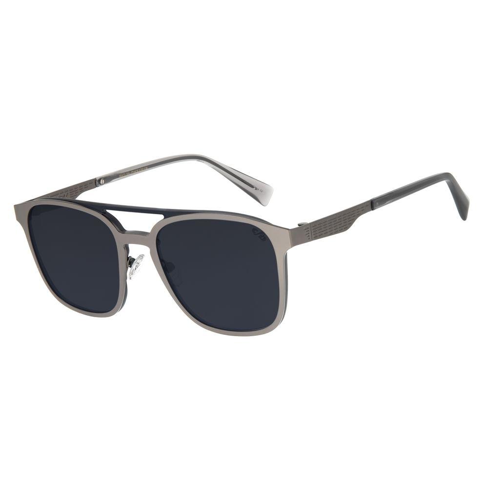 Óculos de Sol Masculino Chilli Beans Alok Classics.Tech Ônix OC.MT.2804-0522