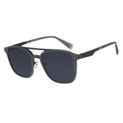 Óculos de Sol Masculino Chilli Beans Alok Classics.Tech Preto OC.MT.2804-0501