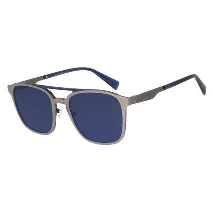 Óculos de Sol Masculino Chilli Beans Alok Classics.Tech Azul Escuro OC.MT.2804-9022