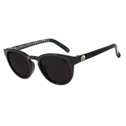 Óculos de Sol Infantil Frozen II Chilli Beans Nokk Preto OC.KD.0633-0101