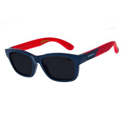 Óculos de Sol Infantil Spider-Man Chilli Beans Bossa Nova Azul Escuro OC.KD.0632-0190
