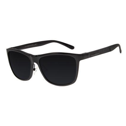 Óculos de Sol Masculino Chilli Beans Esportivo Fosco Polarizado OC.AL.0236-0131