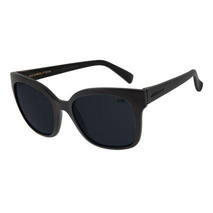 Óculos de Sol Feminino Chilli Beans Quadrado Classic Cinza OC.CL.2644-0401