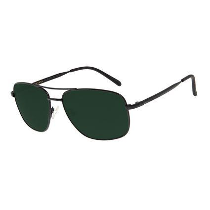 Óculos de Sol Masculino Chilli Beans Executivo Metal Verde OC.MT.2787-1501
