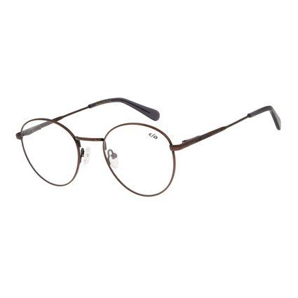 Armação Para Óculos de Grau Unissex Chilli Beans Cobre LV.MT.0328-3939