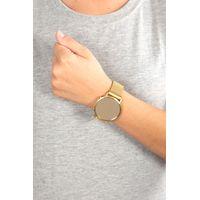 Relógio Digital Feminino Chilli Beans Retro Tech Dourado RE.MT.0957-2121.4