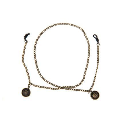 Cordinha para Óculos Chilli Beans Signos Touro Ouro Velho AC.AL.0507-6767