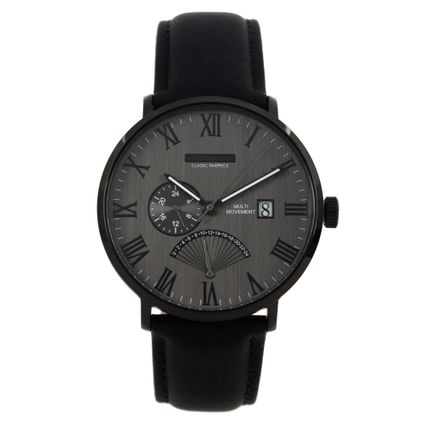 Relógio Analógico Masculino Chilli Beans Classic Timepiece Ônix RE.CR.0429-2201