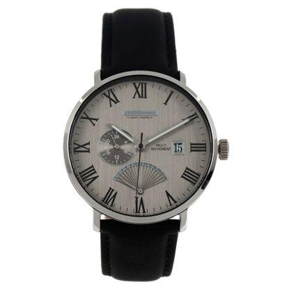 Relógio Analógico Masculino Chilli Beans Classic Timepiece Preto RE.CR.0429-0701