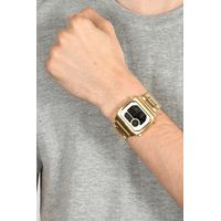 Relógio Digital Masculino Chilli Beans Industrial Edition Dourado RE.MT.0947-2121.4