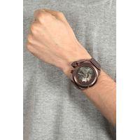 Relógio Automático Masculino Chilli Beans Retrotech Marrom RE.MT.0958-0202.4