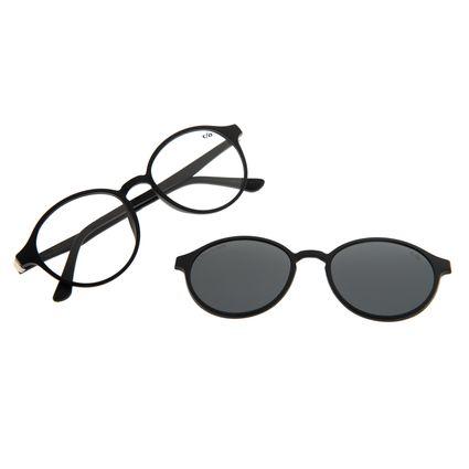 Armação Para Óculos De Grau Feminino Chilli Beans Multi Preto LV.MU.0072-0401
